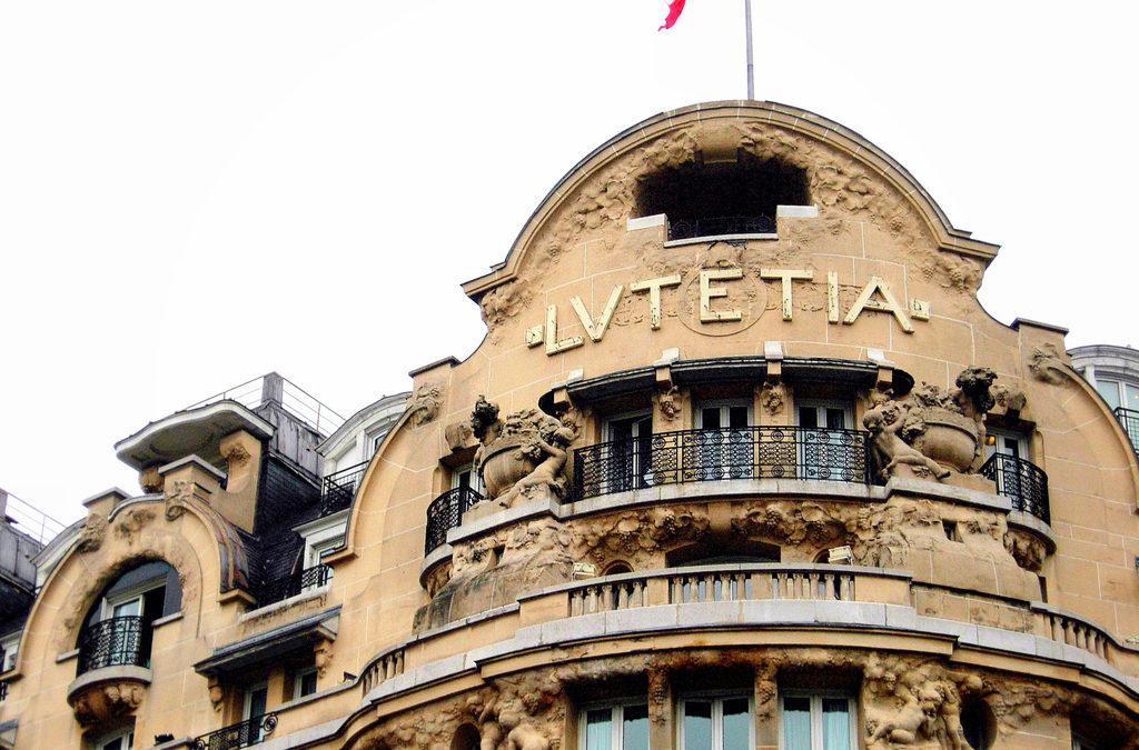 Hôtel Lutetia – Work in progress Mineral Product